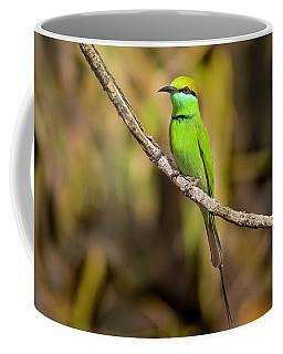 Green Bee-eater Coffee Mug