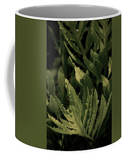 Green Light Coffee Mug by Tim Good