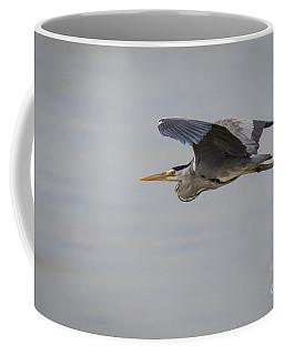 Grey Heron Coffee Mug