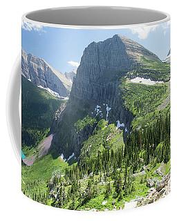 Grinnell Glacier Trail - Glacier National Park Coffee Mug
