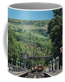 Grosmont Station Coffee Mug