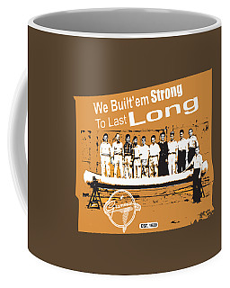 Grumman Canoe Coffee Mug