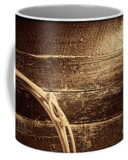 Grunge Lasso  Coffee Mug