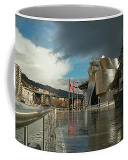 Guggenheim Museum Bilbao Spain Coffee Mug