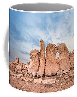 Hagar Qim Temples - Malta Coffee Mug