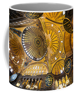 Hagia Sophia Interior Coffee Mug