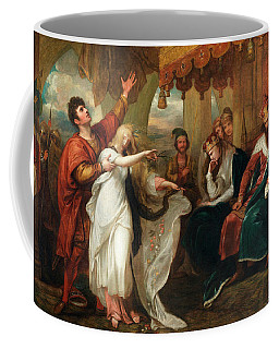 Hamlet Act Iv, Scene V Coffee Mug
