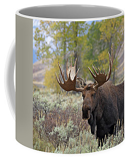 Handsome Bull Coffee Mug