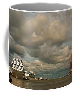 Harbor Storm Coffee Mug