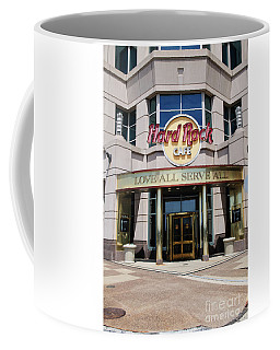 Hard Rock Cafe Coffee Mug