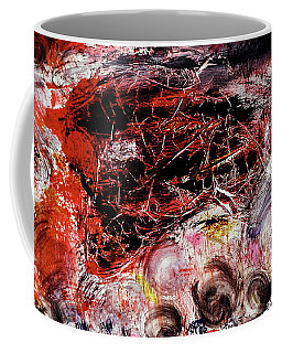 Coffee Mug featuring the painting Harmony by Michael Lucarelli