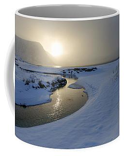 Haukland Beach, Lofoten Coffee Mug