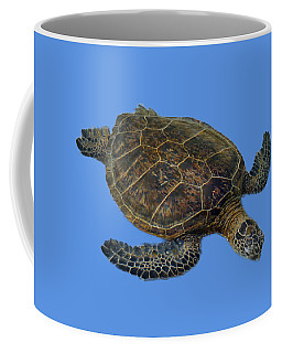 Hawaiian Sea Turtle Coffee Mug