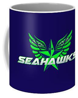 Hawks Wings Coffee Mug