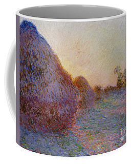 Haystacks Coffee Mug