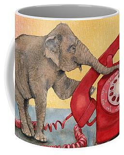 Trunk Call Coffee Mug