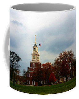 Coffee Mug featuring the photograph Henry Ford Museum  by Michael Rucker