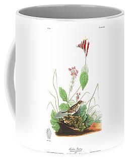 Henslow's Bunting  Coffee Mug