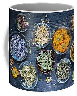 Coffee Mug featuring the photograph Herbs by Elena Elisseeva