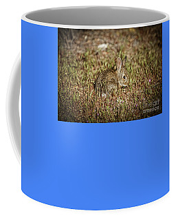 Coffee Mug featuring the photograph Here I Am by Robert Bales