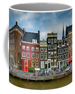 Herengracht 411. Amsterdam Coffee Mug