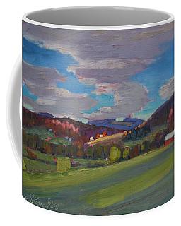 Hills Of Upstate New York Coffee Mug