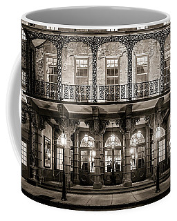 Historic Dock Street Theatre Coffee Mug