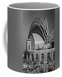 Home Of The Milwaukee Brewers Coffee Mug