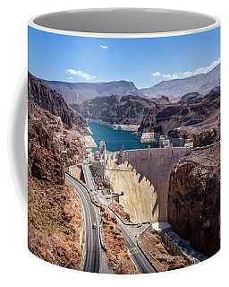 Hoover Dam Coffee Mug by RicardMN Photography