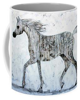 Horse Paint Coffee Mug by Lance Headlee