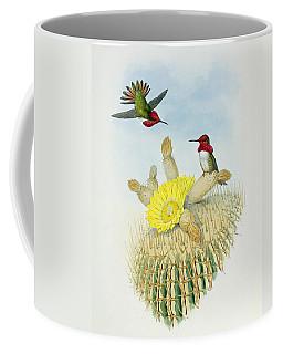 Hummingbirds Coffee Mug