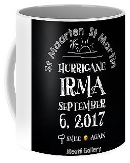 Sxm Hurricane Irma Coffee Mug