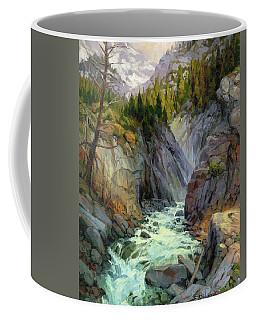 Hurricane River Coffee Mug