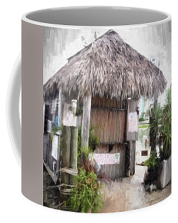 Hut Coffee Mug