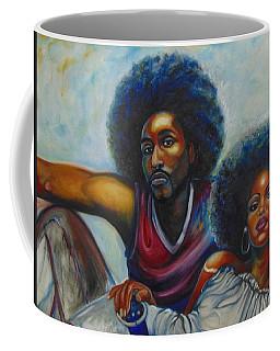 I Love You Coffee Mug by Emery Franklin
