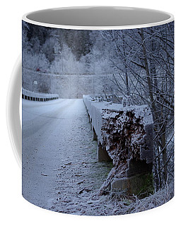 Ice Bridge Coffee Mug