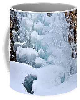 Ice Mosaic Coffee Mug