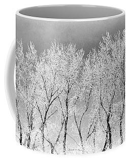 Ice Trees Coffee Mug