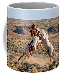 Icons Of The American West Coffee Mug by Jack Bell
