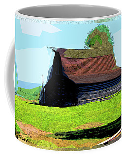 If Buildings Could Talk Coffee Mug