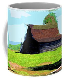 If Buildings Could Talk Coffee Mug