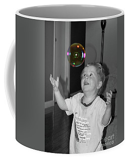 Coffee Mug featuring the photograph Imagine by Robert Meanor