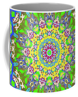 Coffee Mug featuring the photograph In Full Bloom by Shirley Moravec