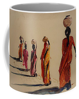In Search Of Water. Coffee Mug