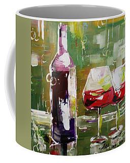 In Vino Veritas. Wine Collection Coffee Mug