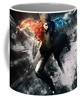 inFAMOUS Second Son Coffee Mug