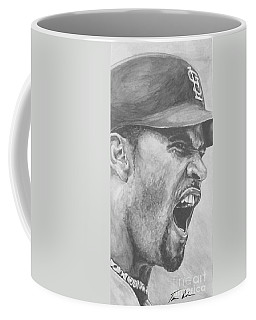 Intensity Pujols Coffee Mug