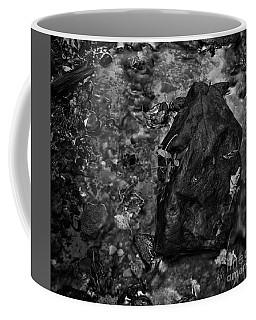 Into The Stream 3 Coffee Mug by Jimmy Ostgard