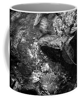Into The Stream 9 Coffee Mug by Jimmy Ostgard