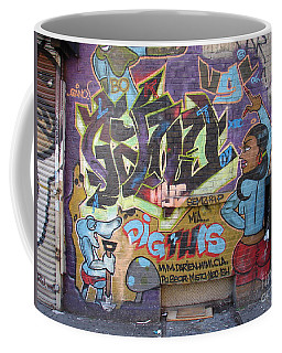 Inwood Graffiti  Coffee Mug